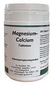 Calcium Magnesium Tabletten